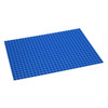 Hubelino 560 Base Plate Blue - Made in Germany - 12.9 x 17.6 Inches - 100% Compatible with Duplo