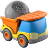 HABA Kullerbu Dump Truck with Rubble Ball and Tippiing Bed