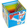 Fire Brigade Sturdy Cardboard Stacking Cubes view5
