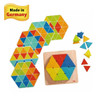 Magical Pyramids Wooden Arranging Game view4