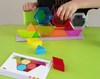 Color Crystals 15 Piece Stacking Game view5