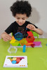 Color Crystals 15 Piece Stacking Game view6