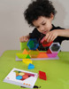 Color Crystals 15 Piece Stacking Game view7