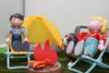 Little Friends Camping Trip Play Set with Sleeping Bags view7