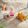 Little Friends Baby Nora Doll with Wagon & Pail view3