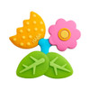 HABA Clutching Toy Petal - Silicone Teether