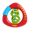 HABA Clutching toy Rattle Rings (silicone plastic)