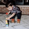 Wobbly Tower Wooden Stacking Game view9