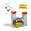 Four by Four 3D Arranging Game Wooden Building Blocks view11
