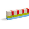 Four by Four 3D Arranging Game Wooden Building Blocks view6