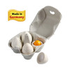 Wooden Eggs with Removable Yolk Play Food view8