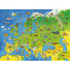 Europe Map 100 Piece Jigsaw Puzzle