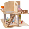 Little Friends Dollhouse Town Villa with Furniture view4