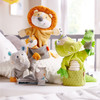 Glove Puppet Lion With Baby Cub Finger Puppet view5