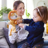Glove Puppet Lion With Baby Cub Finger Puppet view4