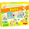My Very First Puzzles - Pets