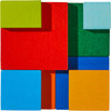 3D Rainbow Cube Arranging Game view5