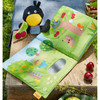 Orchard Fabric Baby Book with Raven Finger Puppet view6