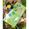 Orchard Fabric Baby Book with Raven Finger Puppet view7