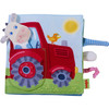 Down on the Farm Fabric Baby Book with Cow Puppet view5