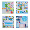 HABA Little Friends Town Villa Removal Decals