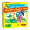 HABA My Very First Games - Animal Upon Animal Junior (Made in Germany)
