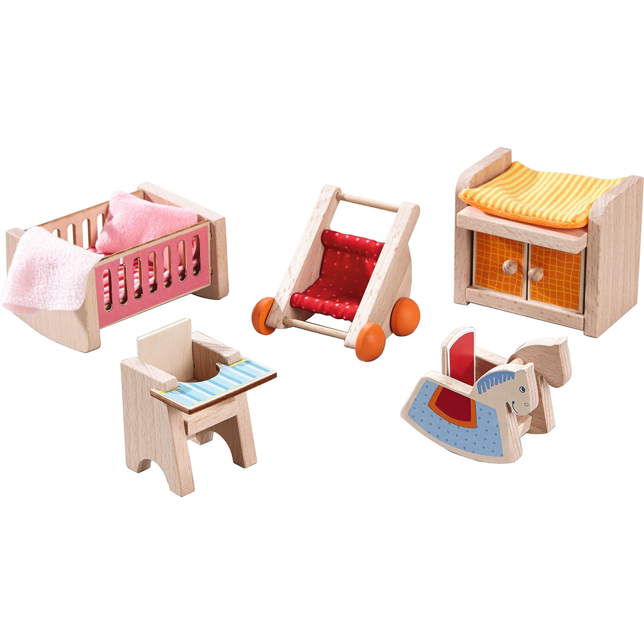 Dollhouse Furniture Baby S Room Haba Usa