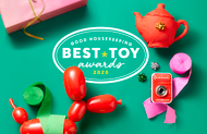 HABA Selected for 2020 Good Housekeeping Best Toy Awards