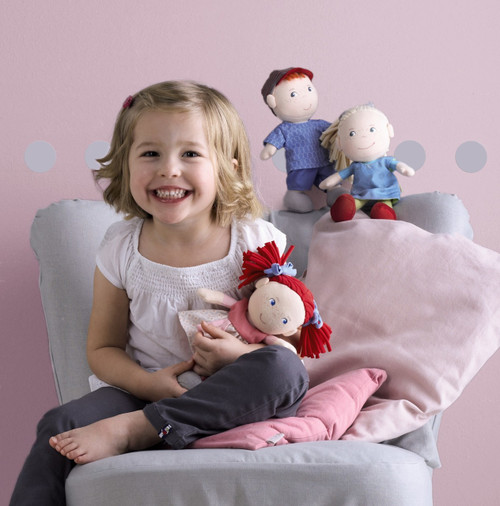 Mirle Soft Baby Doll