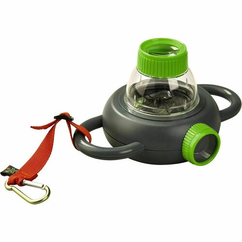 HABA Terra Kids - Observational Magnifier with Ingenious Mirror to View Bugs from Above and Below