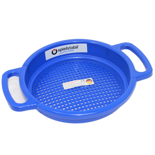 Spielstabil Large Sand Sieve Toy (Made in Germany) - Sold Individually - Colors Vary