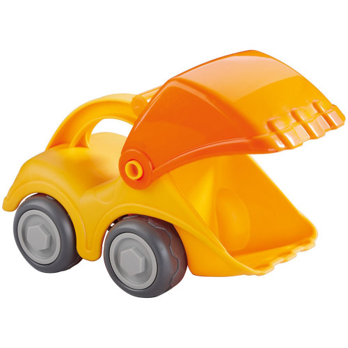 HABA Sand Play Shovel Excavator Sand Toy for Digging and Transporting Sand or Dirt