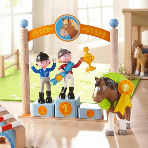 Play Set Winner's Pedestal