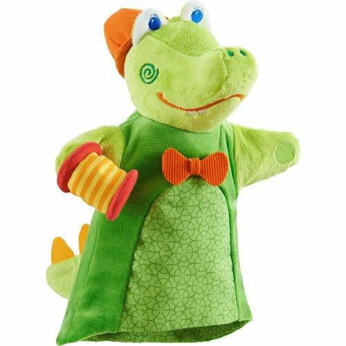 Musical Crocodile Glove Puppet