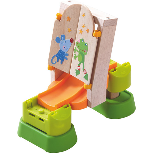 HABA Kullerbu Accessory Set - Magic Door for Use with the Kullerbu Ball Track and Vehicle System