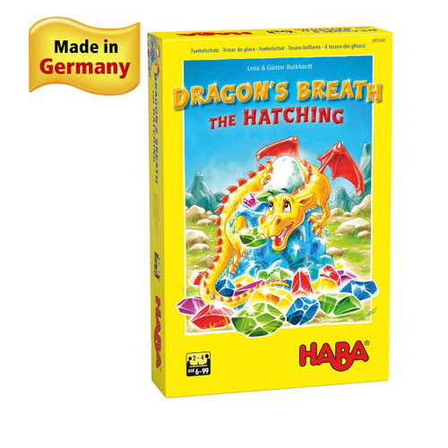 Dragon's Breath - The Hatching