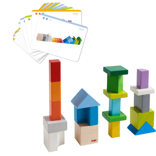 HABA Chromatix Building Blocks (Made in Germany)