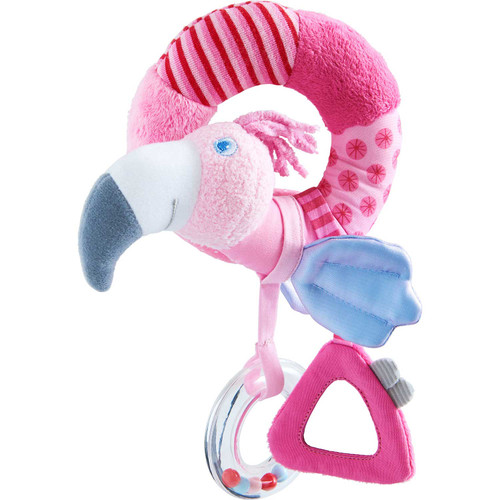 Gustav the Flamingo Plush