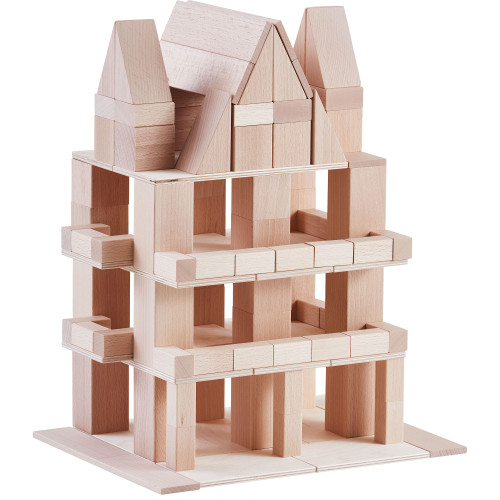 HABA Clever Up! Building Block System 4.0 (Made in Germany)