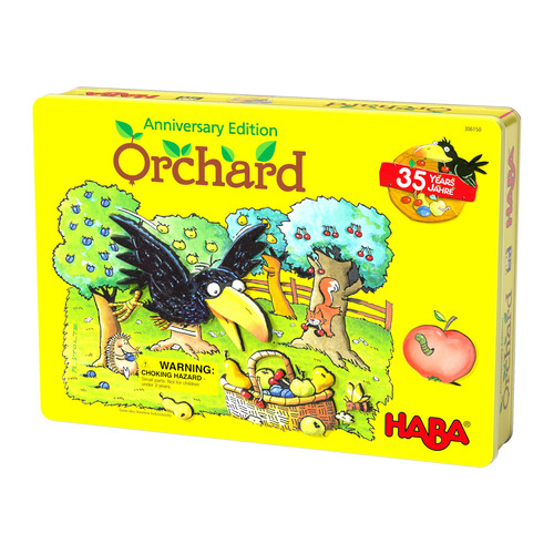 HABA Orchard 35th Anniversary Edition in Collectors Tin