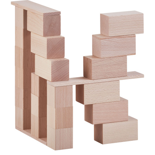 HABA Clever Up! Building Block System 2.0 (Made in Germany)