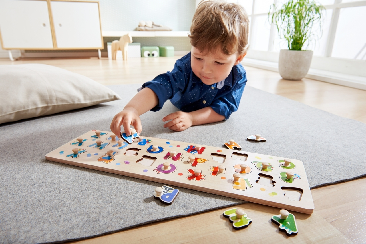 Passive Toys for Toddlers Offer Endless Learning Possibilities