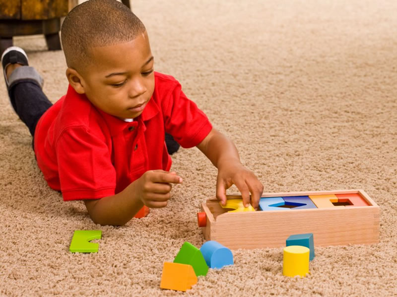 How Toddlers Develop Logic and Abstract Thought
