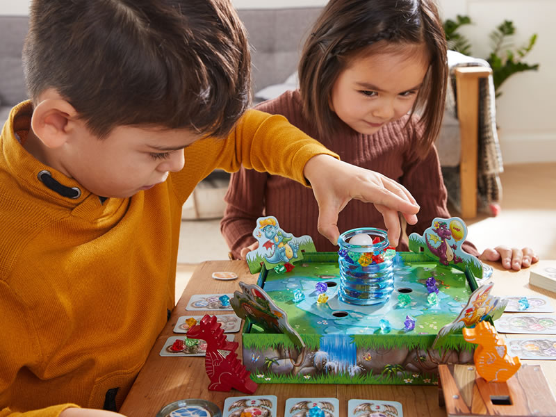 Turn Off the Screens for Family Game Night