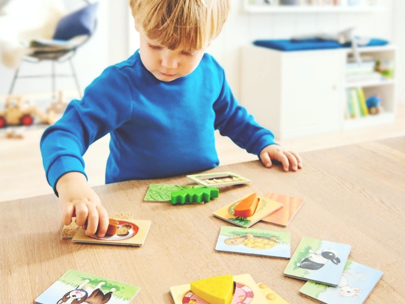 Teach Toddlers About Animals and the Environment with Games