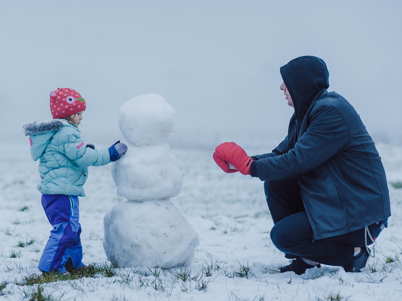 Tips to Beat the Parenting-In-a-Pandemic Winter Blues