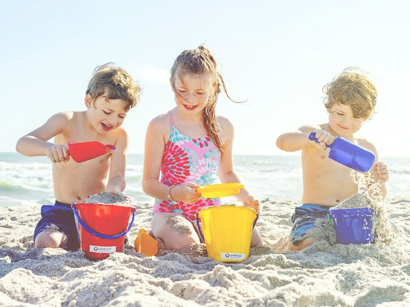 10 Top Toys For Playtime In The Sand!