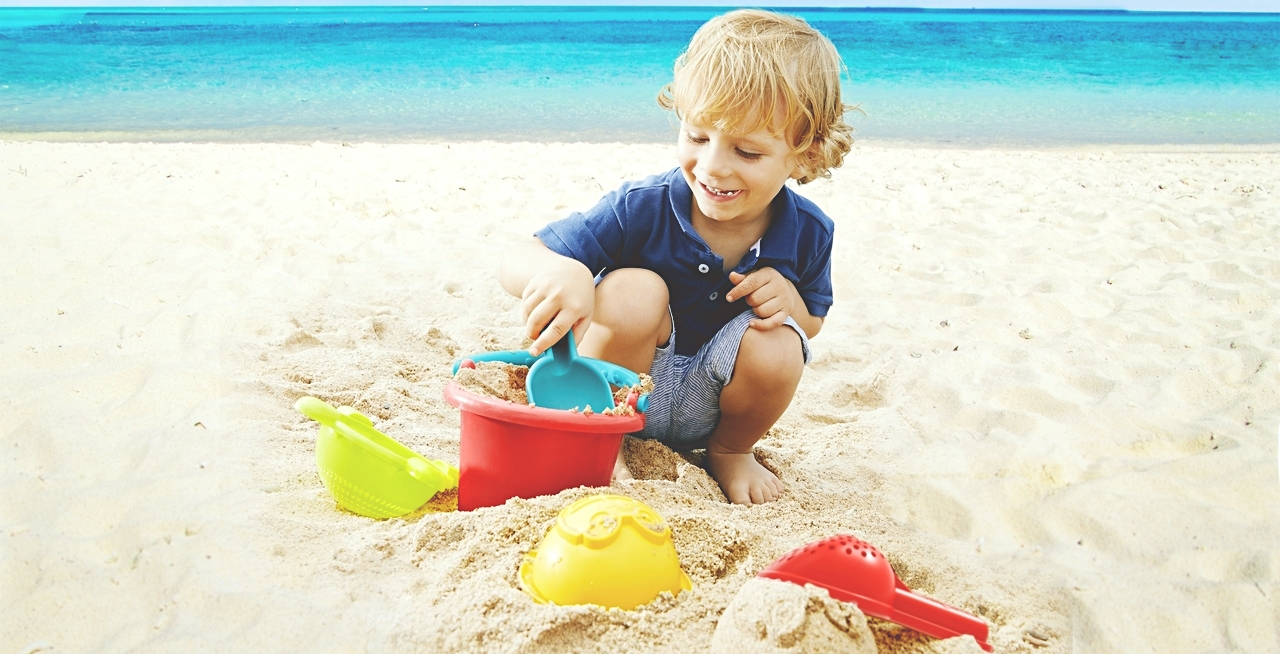 Sand & Dirt Provide Endless Open-Ended Play Opportunities