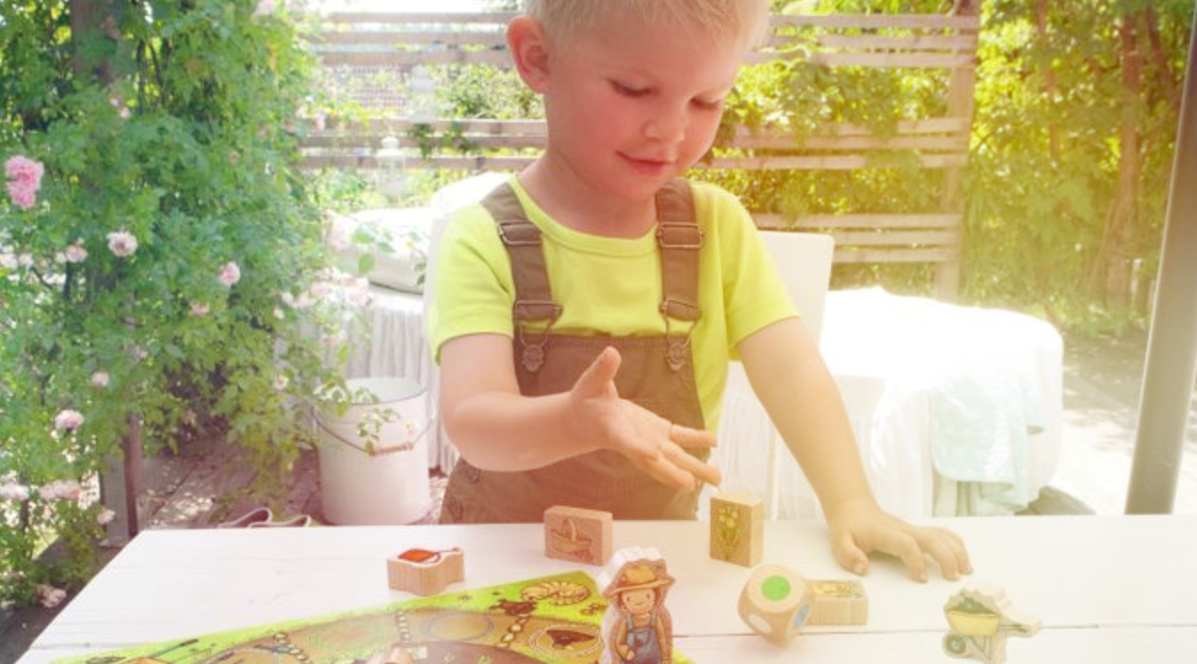 Teach Kids About Gardening and Nature with HABA Games!