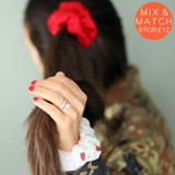 Heart-Scrunchie-Model-Image